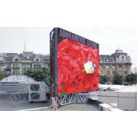 高清户外p5压铸租赁led广告屏幕,p5室外高清租赁屏