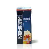 雀巢淡奶油 每箱250ml*24 每100箱送4箱 正规雀巢经销商 可授权