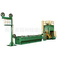 厂家直销 LHT-8/450型铜铝线拉丝机组