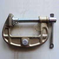 正品日本SEIKO精工牌 KG-500 地线钳 G型接地夹 焊接夹 C型地线夹