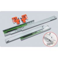 耐斯克 重型三节阻尼内藏滑轨 家具抽屉导轨/滑道/路轨/轨道