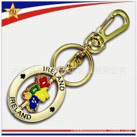 金属钥匙扣厂家 烤漆金属钥匙扣 大圣归来金属钥匙扣厂家
