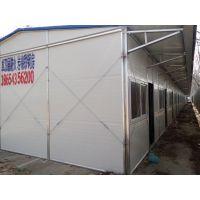 薛城大禹活动房厂安装图片-规格(彩钢板房的制作)材料优质