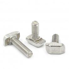 【金聚进】铝型材专用T型螺栓30/40/45型材用M6,M8