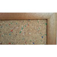 供应10毫米不掉渣软木板_学校专用图钉展示板_定做花纹特色软木板