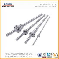 厂家订制DANNY品牌滚珠丝杆 微型螺杆 自动化设备专用