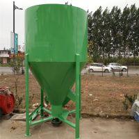 电动饲料混合专用机 立式混料机 高速优质饲料搅拌机 鼎信