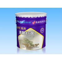 厂家供应益利漆 家装漆 YL-6006清新抗菌优质墙面漆 内墙涂料