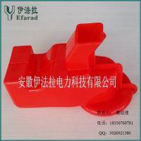 电力设备防护套 硅橡胶绝缘防护套 高压跌落式熔断器RW11