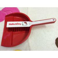 hello kitty凯蒂猫KT家用迷你小簸箕 扫帚 刷子