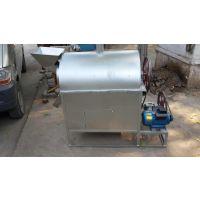 榨油机配套设备炒货机大型高效炒籽机食品加工机械