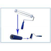 防静电粘尘滚筒 PE粘尘滚筒 可撕式无尘车间专用粘尘滚筒 6寸