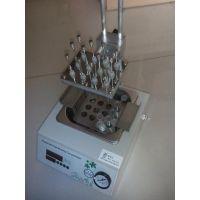 郑州宝晶YGC-12S氮吹仪,12孔水浴氮吹仪,氮气吹干仪厂家价格