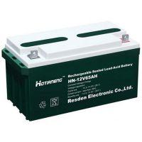Resden蓄电池12V65CH 6FM-65雷斯顿蓄电池直销