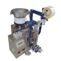 全自动螺丝钉自动包装机-多功能计数-森曼紧固件自动称重包装机