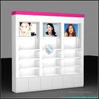 郑州国源亚克力化妆透明展示盒蛋糕架橱窗展示台展示架文具等