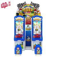 乐游百变飞车3D赛车投币游戏机儿童乐园电玩设备室内游乐设备
