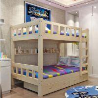 成都公寓床实木家具定做厂家