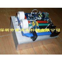 对电磁感应加热器调节电感量的大小