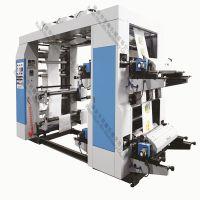 销量排行榜NX4600 服装手提袋印刷机 平口袋、手提广告袋柔版印刷机