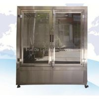 CE ISO,SGS approved IPX5/6 Lamp Rain spray Environmental Test Chamber