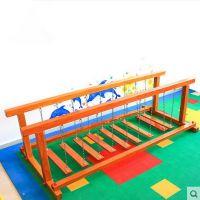 广州厂家直供木制攀爬架 湖北木制游乐设备厂 广西木制游乐玩具批发
