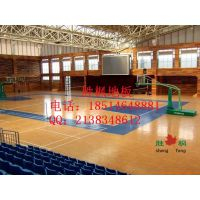新疆篮球木地板价格请致电胜枫体育木地板厂