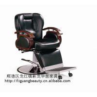 丽光厂家直供热销优质实惠男士美发椅 理容椅 剪发椅6113