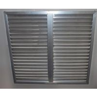 【锌钢百叶窗】,锌钢百叶窗有多少种分类,锌钢百叶窗安装要注意什么,咸宁和盛金属