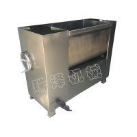 供应100L拌馅机 自动拌料机 肉类食品加工设备 拌馅机批发