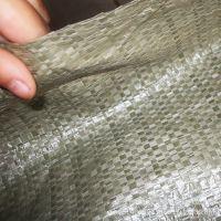 pp快递包装袋|灰绿蛇皮粗丝编织袋|50*80塑料编织袋|可定做