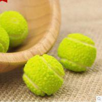 西班牙进口零食 菲尼牌fini网球形泡泡糖口香糖柠檬夹心 单颗