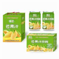 椰臣芒果汁荔枝山里红果汁饮料招商代理加盟