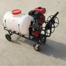 启航牌新款高效率喷雾器 优质果园打药机 高压喷雾器