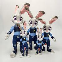 批发正版授权迪士尼卡通动漫疯狂动物城毛绒玩具朱迪兔公仔可定做