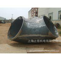 化工管道施工管路弯头法兰 大口径有缝焊接弯管 大型法兰生产加工
