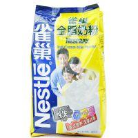 S雀巢全脂奶粉 400克/袋 雀巢奶粉 无糖学生早餐营养奶粉