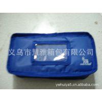 【慧雅公司】厂家直供新款透明前袋欧美儿童笔袋