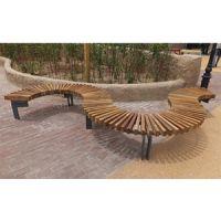 大连公园椅|铸铁公园椅|休闲座椅|树围椅|花箱椅