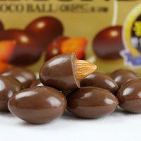 进品巧克力 韩国乐天LOTTE 杏仁夹心巧克力豆 35G*40盒