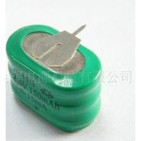 扣式镍氢电池NI-MH 180MAH 3.6V充电电池