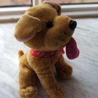动物填充毛绒玩具小狗布艺儿童玩偶定制