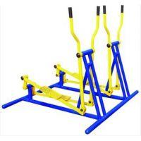 供应宇翔双位椭圆漫步机室外健身器材
