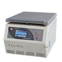 原厂正品上海安亭TGL-18kR高速台式冷冻离心机