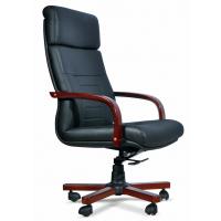 北京黎明LM-9111型德国进口优质半青皮办公椅厂家直销