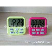 中山和顺达电子科技740多功能厨房定时器10秒电子计时器 10分钟定时器1分钟计时器