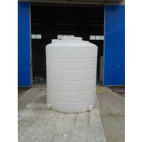 立式塑料储水罐 5吨储水罐多少钱 塑料卧式储水罐