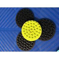 厂家供应硅胶吸盘 超强吸力多功能皮套单面吸盘 防滑垫
