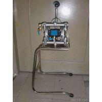 日本岩田气动隔膜泵DPS-90E 汽车产业隔膜泵 金属塑料喷涂隔膜泵