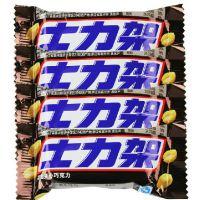 德芙士力架花生夹心巧克力散装1000g 婚庆喜糖休闲食品
